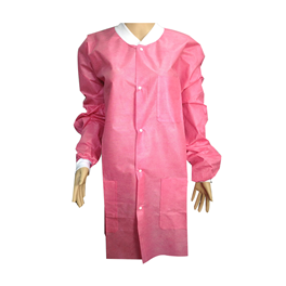 Plus SMS Lab Coats(Knee Length)